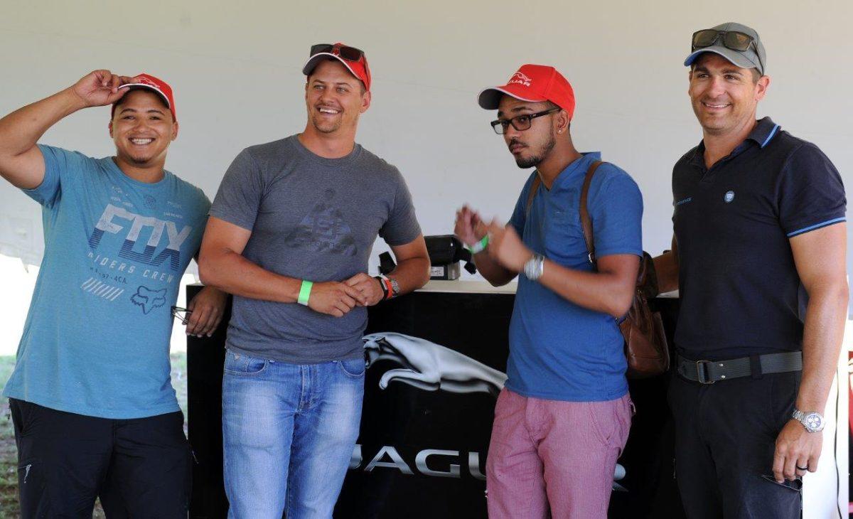 En images: Maurice au Jaguar Art of Performance Tour à Pretoria