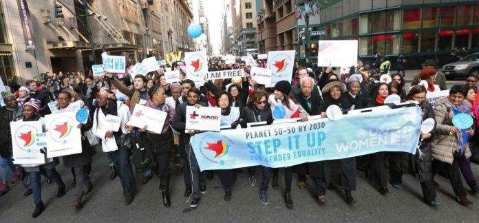 Journée internationale de la femme: Un combat infini