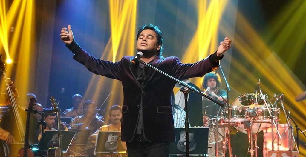 A.R Rahman en concert à Maurice le 10 décembre