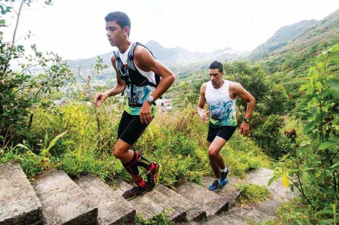 Trail de Moka à Maurice