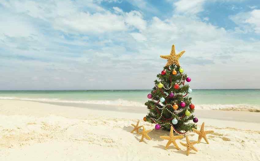 Noël à Maurice, Noël au Soleil