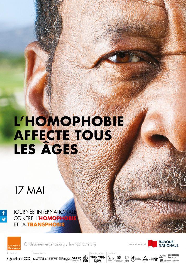 Journée mondiale de la lutte contre l'homophobie et transphobie