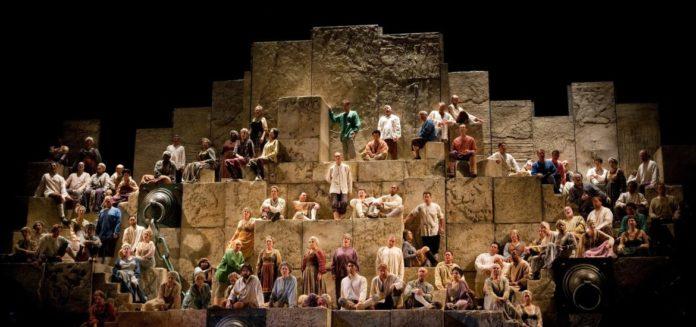 Nabucco by Giuseppe Verdi