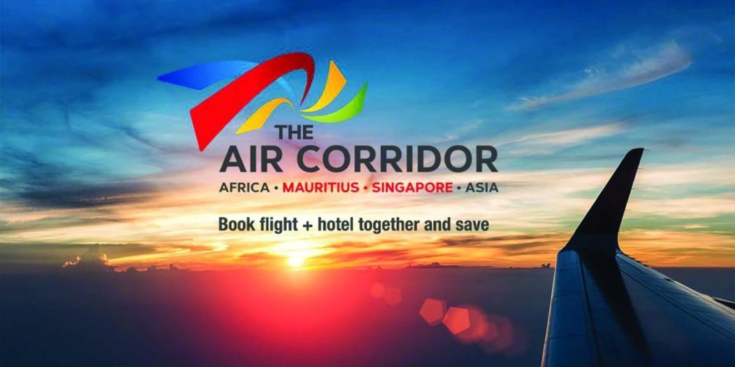 The Air Corridor a inauguré son premier vol