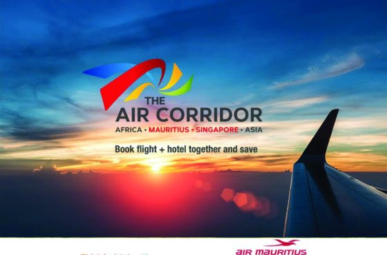 The Air Corridor a inauguré son premier vol
