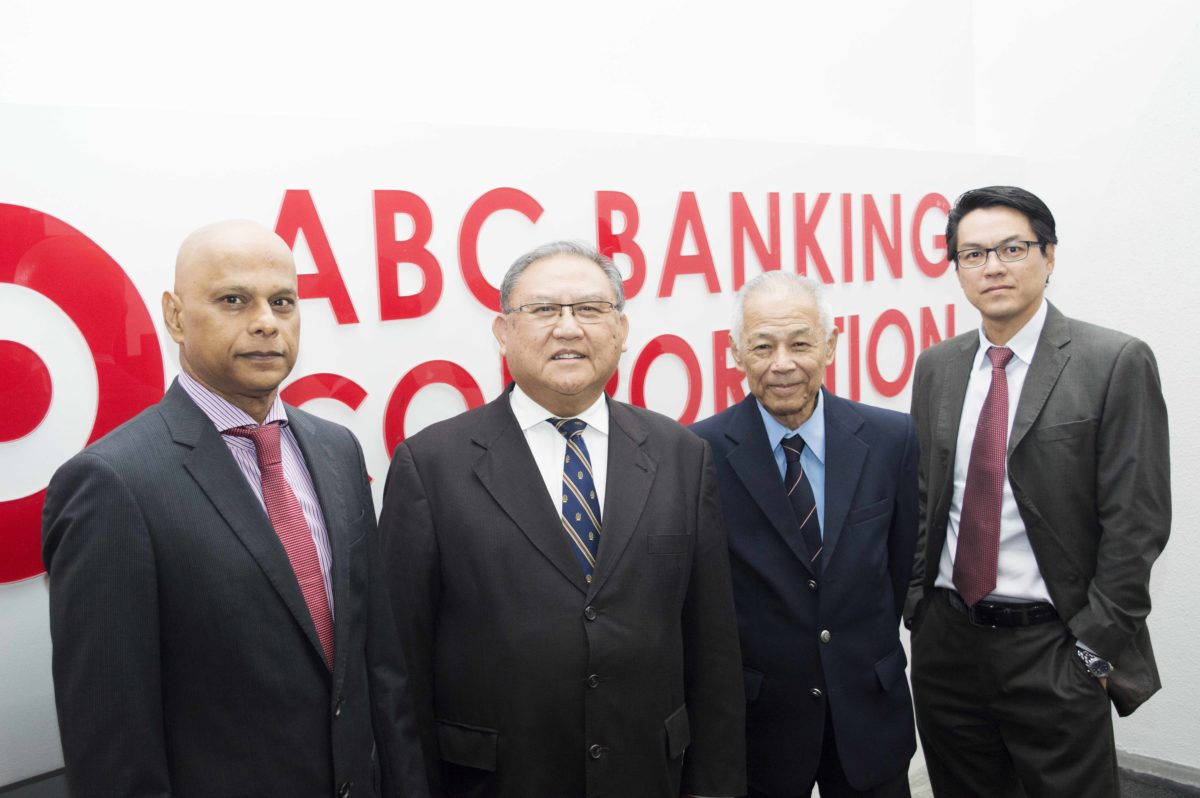 ABC Banking récompensée à l'international