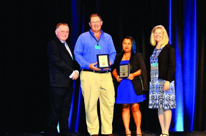 La COI brille aux Stop IUU Fishing Award à Maurice