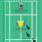 Badminton Footwork Trainer
