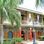 Blue Penny Museum Corner Left