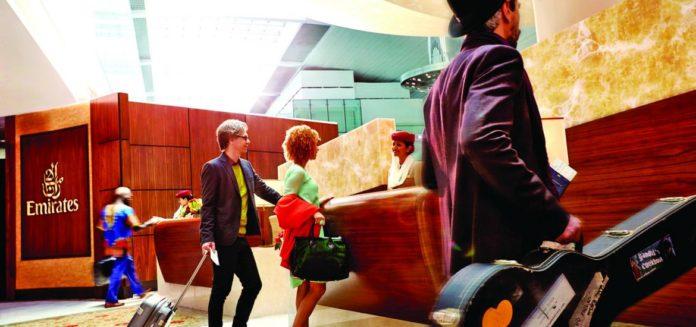 Emirates augmente sa capacité de bagages