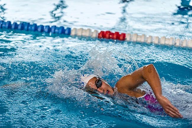 Océane Cassignol – bien partie pour les Championnats du Monde de natation
