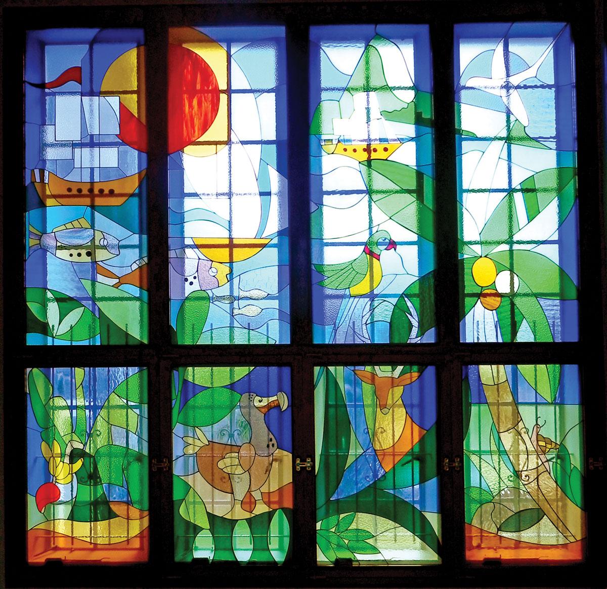 Souffleur De Verre Ile De Ré mauritius glass gallery : les souffleurs de verre mauriciens