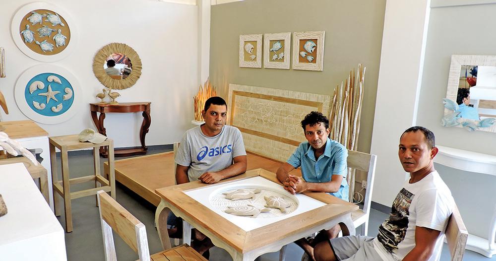 Domingue Déco: La passion du bois, de génération en génération