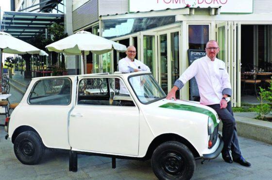 Restaurant Pomodoro : Les saveurs italiennes à votre table