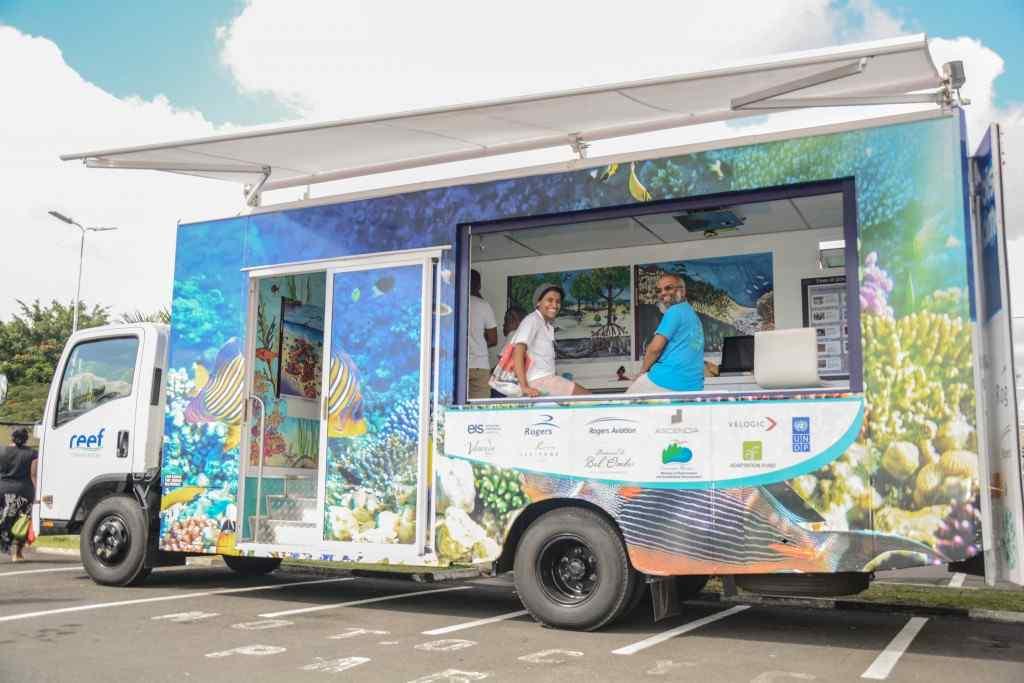 Reef conservation : La réussite, c'est l'éducation