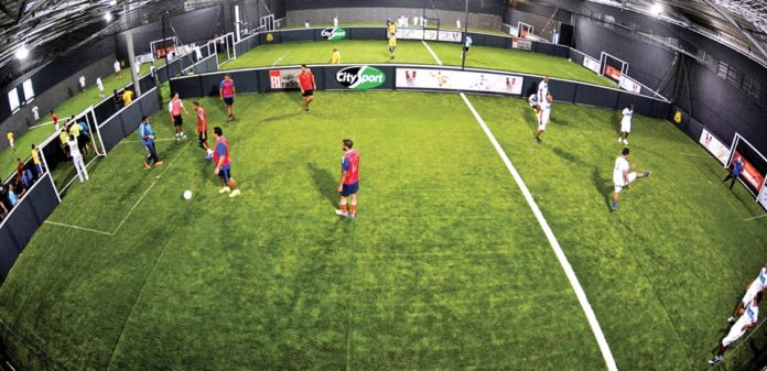 FootFive : le foot en salle débarque à Maurice !