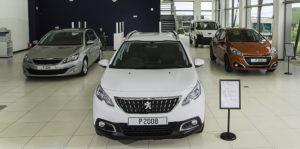 Peugeot Maurice au Motor City de Bagatelle