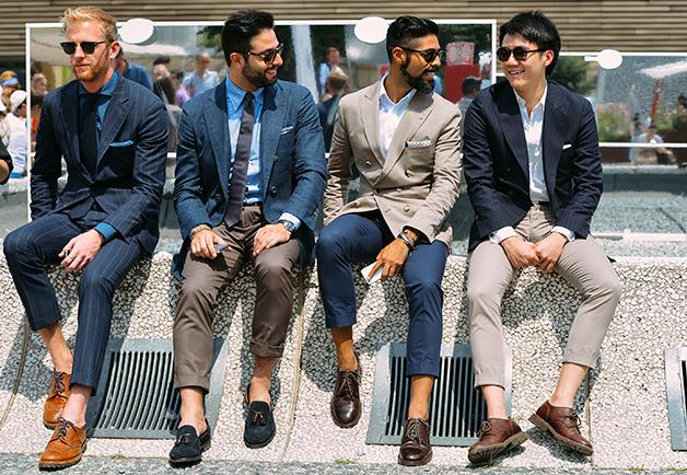 La mode sans chaussettes : Place aux chevilles apparentes
