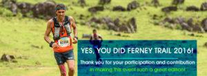 Ferney Trail: Les Réunionnais remportent la nouvelle course de 50 km