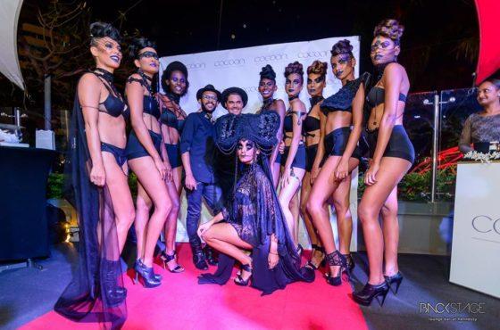 FIERCE Fashion Show by Cédric Lanappe en collaboration avec Cocoon
