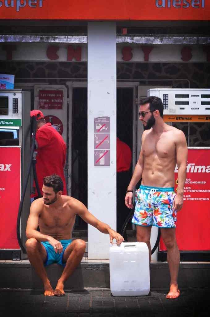Furvus lance sa première collection de maillots de bain homme
