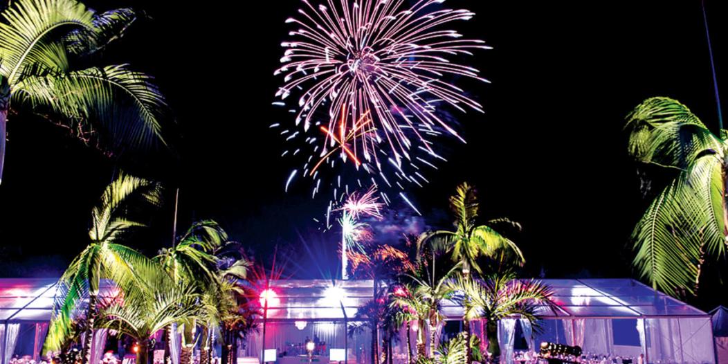 Nouvel An à Maurice : Jamais sans les feux d'artifices