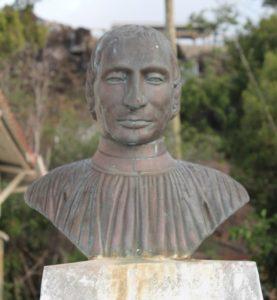 Le Monument de l'abbé Pingré