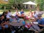 """Un """"picnic"""" dans le parc d'une résidence historique"""