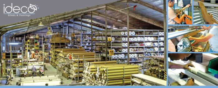 Ideco : Votre référence en matière de revêtement de sol et de stores