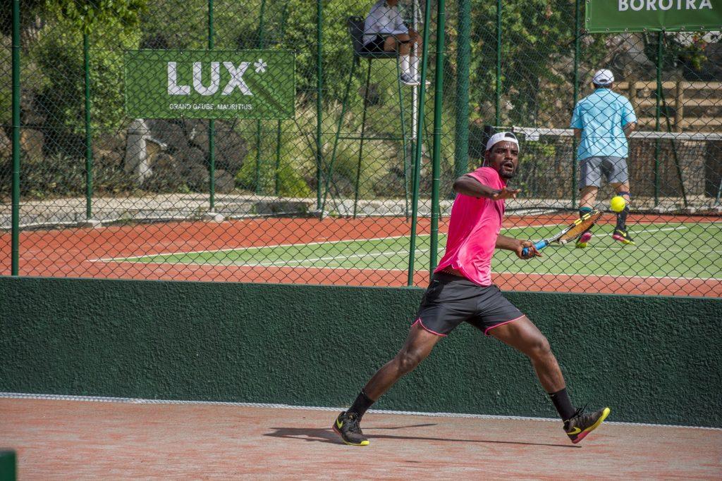 LUX* Grand Gaube Tennis Open : Rasolondrozana et Tixier ne déçoivent pas
