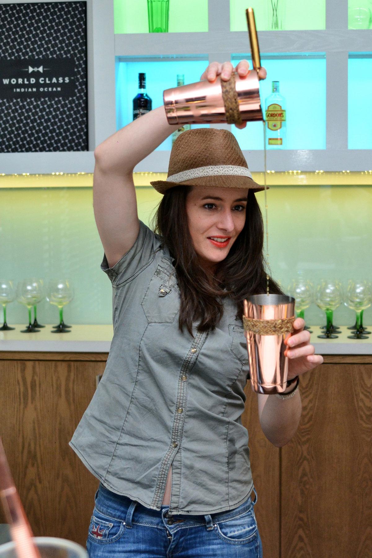 Jennifer Le Nechet - Bartender of the year 2016