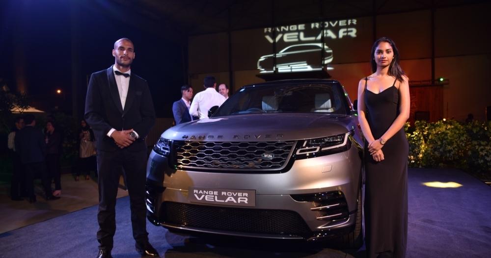 Le Range Rover Velar