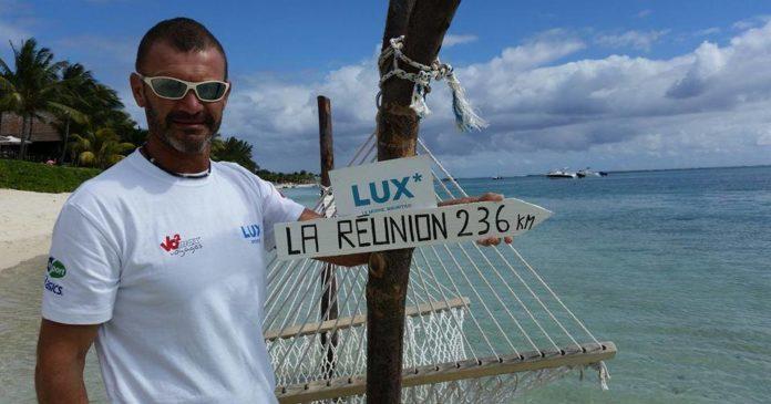 Traversée île Maurice – La Reunion à la nage: Nouveau challenge pour Lilian Eymeric