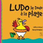 Ludo le Dodo à la plage Couv FR-hd presse – copie