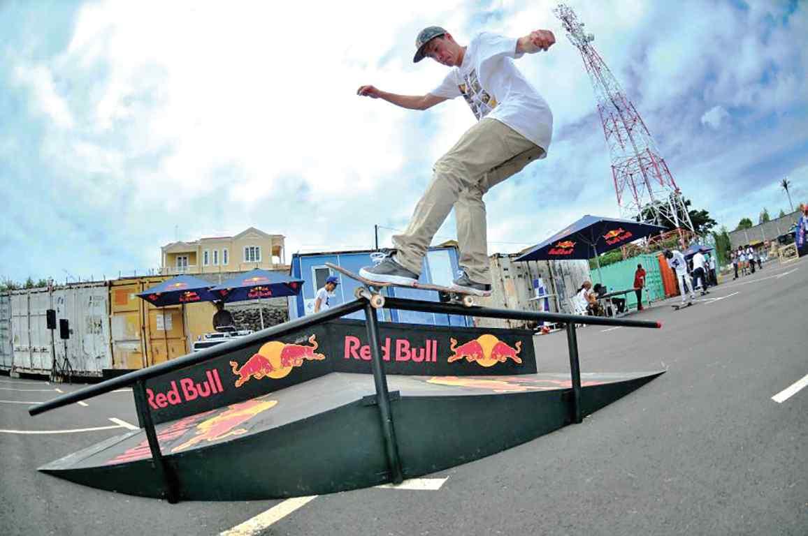 Deuxième édition du Red Bull Local Hero Tour à Maurice