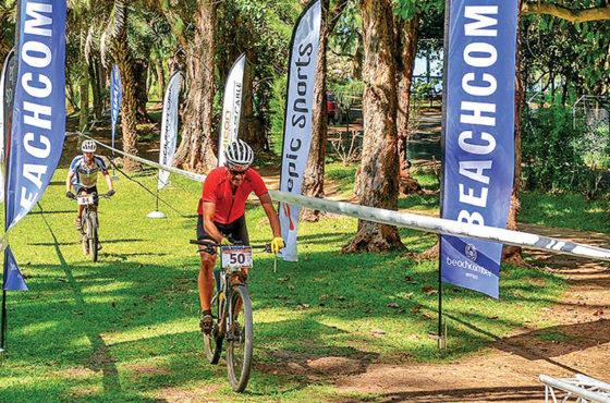 Mauritius Tour Beachcomber: Une course de VTT à la découverte du sud de Maurice