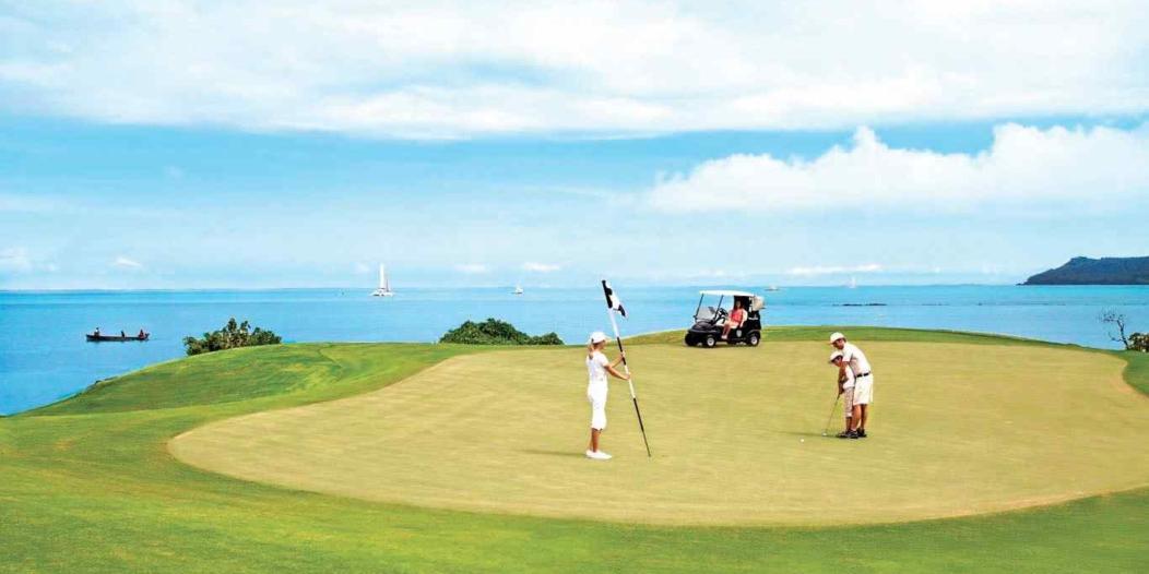 Mauritius Golf Masters 2015 at Anahita