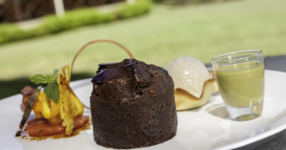 Moelleux au chocolat 2017 L'Aventure du Sucre