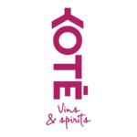 NEW LOGO KOTE VINS-PINK VERSION-PANTONE 227C