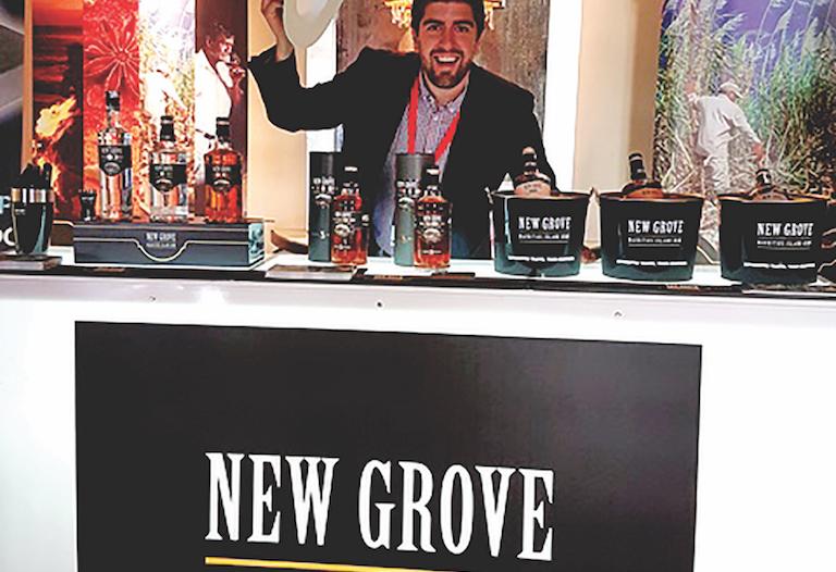 Nouvelles médailles d'or pour New Grove au Rum Fest de Madrid