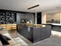 Une cuisine noire, élégante & contemporaine