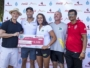 Chad Ho et Océane Cassignol vainqueurs du Nando's RLSS Open Water Swim 2018