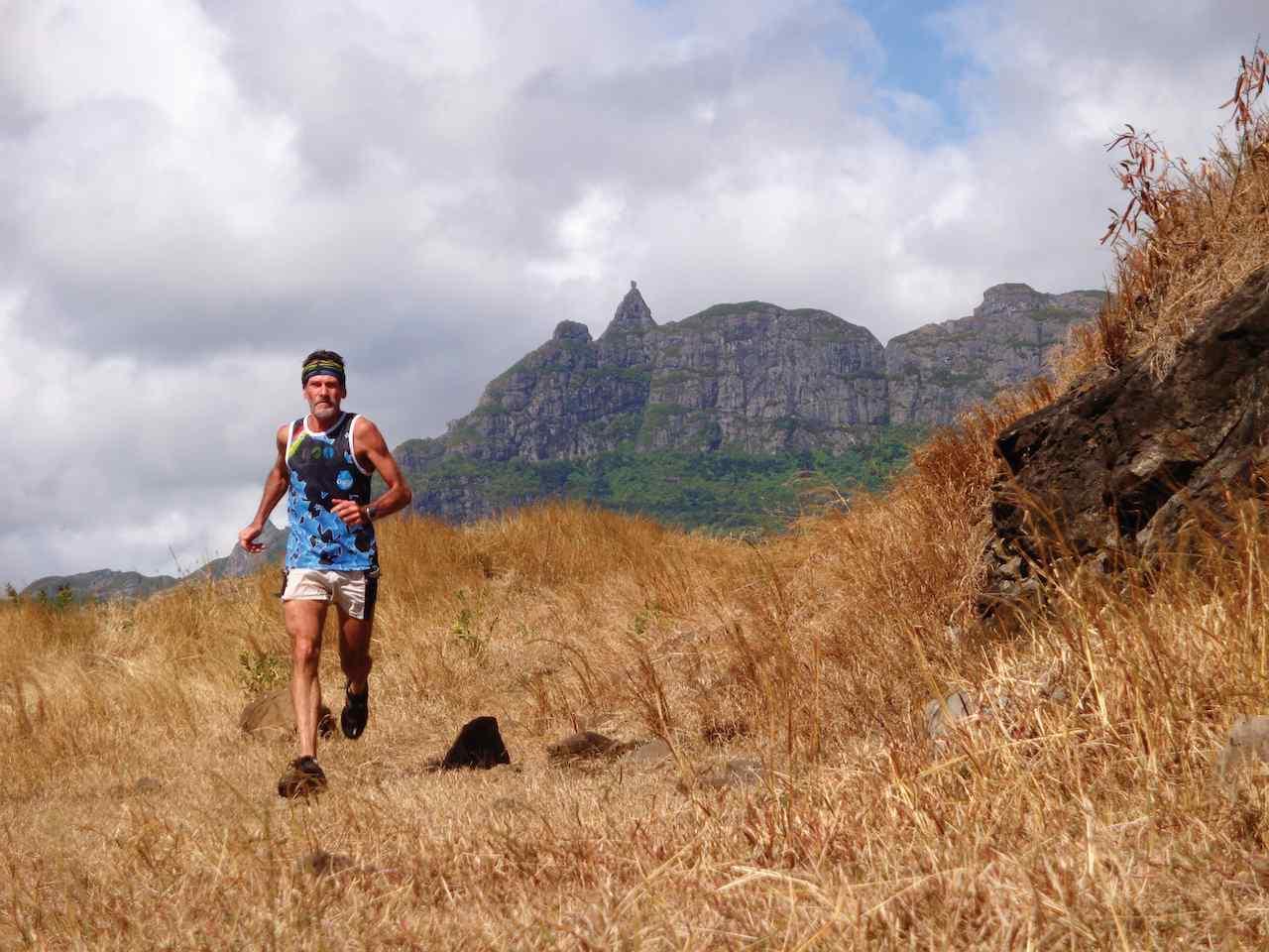 Trail à Maurice
