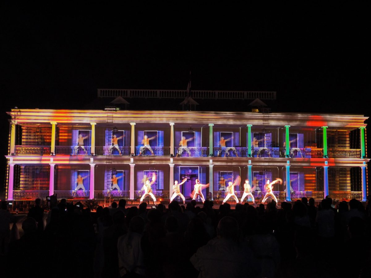 Impact Production lève le voile sur son spectacle « In the Eye of Mauritius »