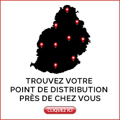 Points de distribution La Gazette Mag