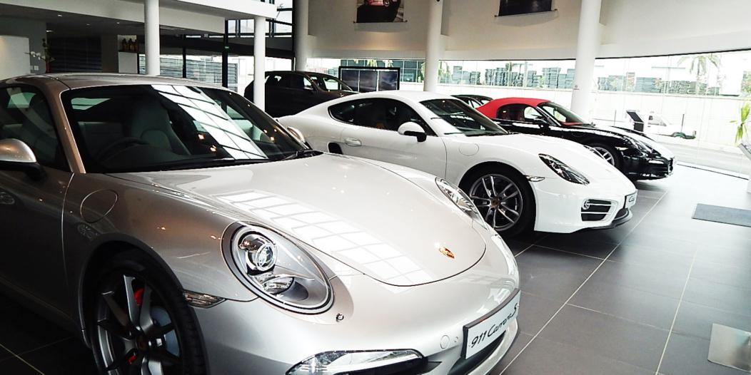 Centre Porsche ABC Motors