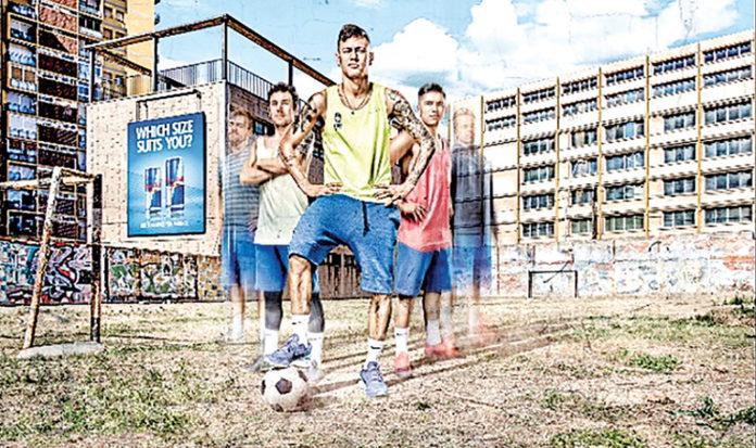 Championnat mondial de foot « 5-a-side » au Brésil