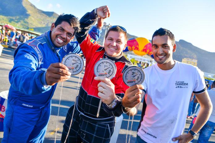 Red Bull Car Park Drift Series: Emmanuel d'Hotman tenant du titre sur trois années consécutives
