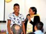 Rita Venkatasamy, l'infatigable militante de la cause des enfants