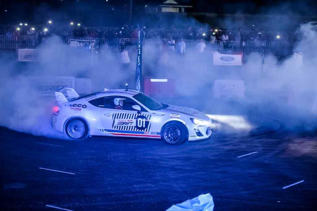 Red Bull Car Park Drift (Mauritius) 2015